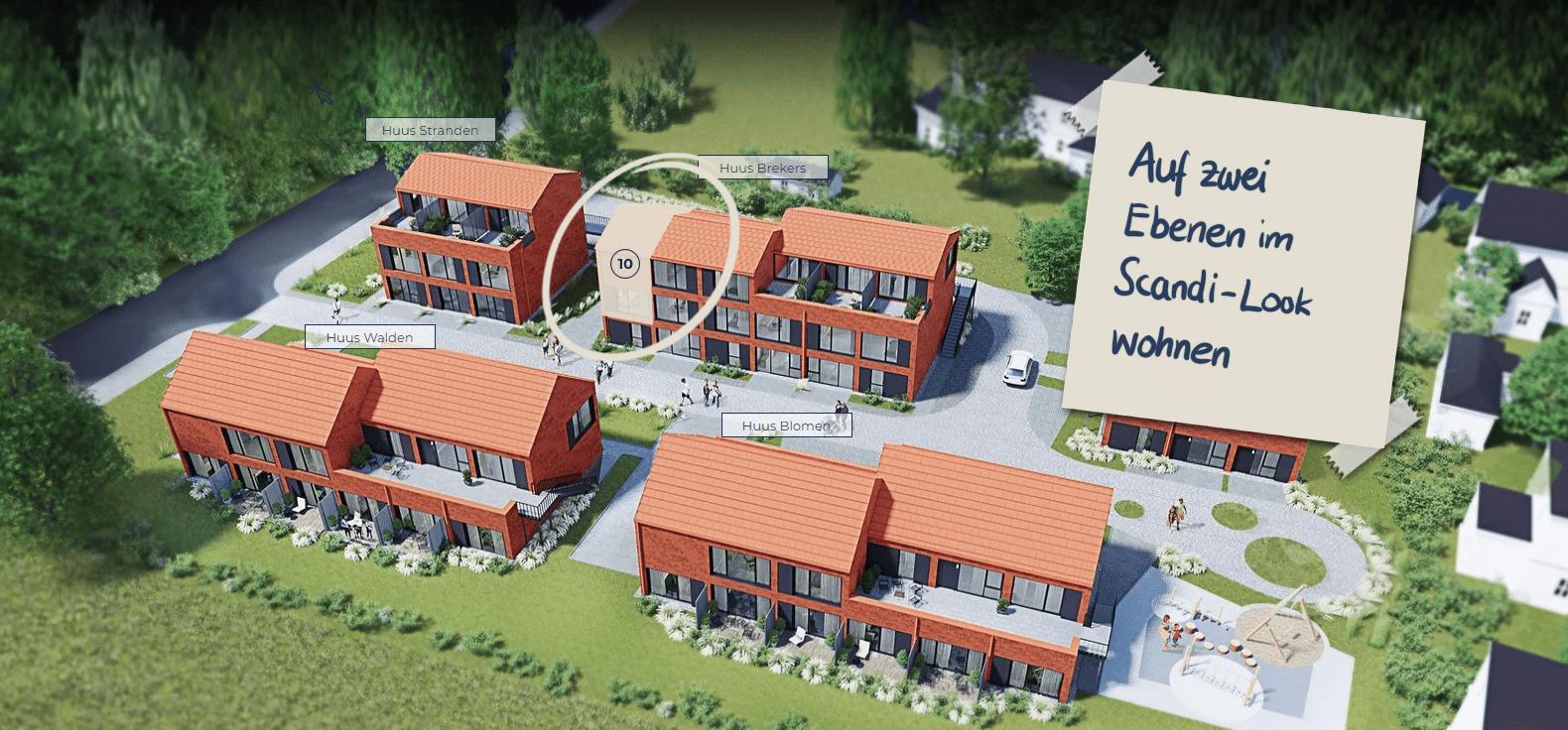 10_De ole School - Ostseeurlaub Ferienapartments Hohwacht Nähe Heiligenhafen Lütjenburg Kieler Bucht