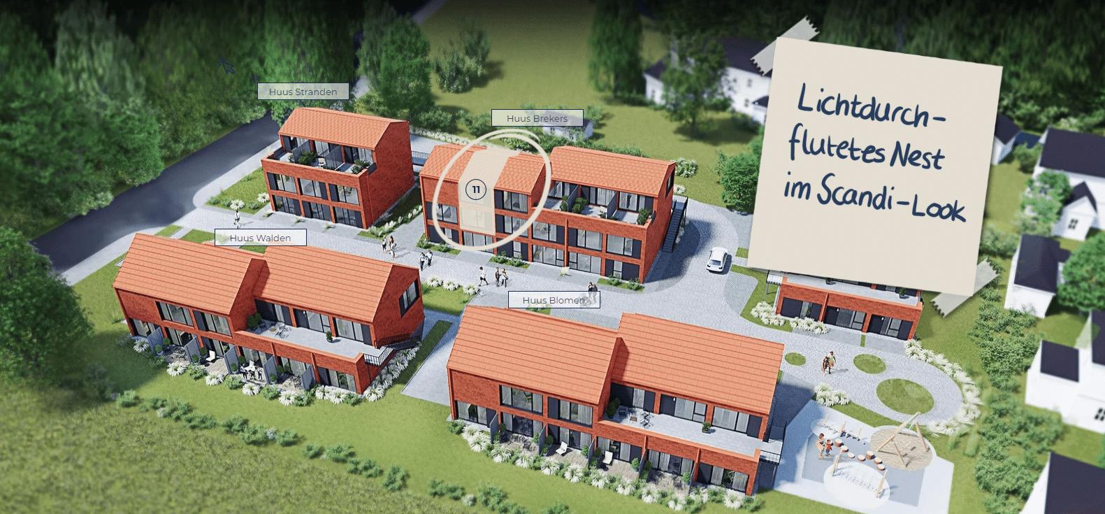 11_De ole School - Ostseeurlaub Ferienapartments Hohwacht Nähe Heiligenhafen Lütjenburg Kieler Bucht