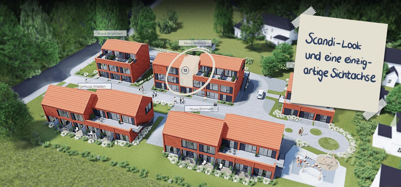 12_De ole School - Ostseeurlaub Ferienapartments Hohwacht Nähe Heiligenhafen Lütjenburg Kieler Bucht