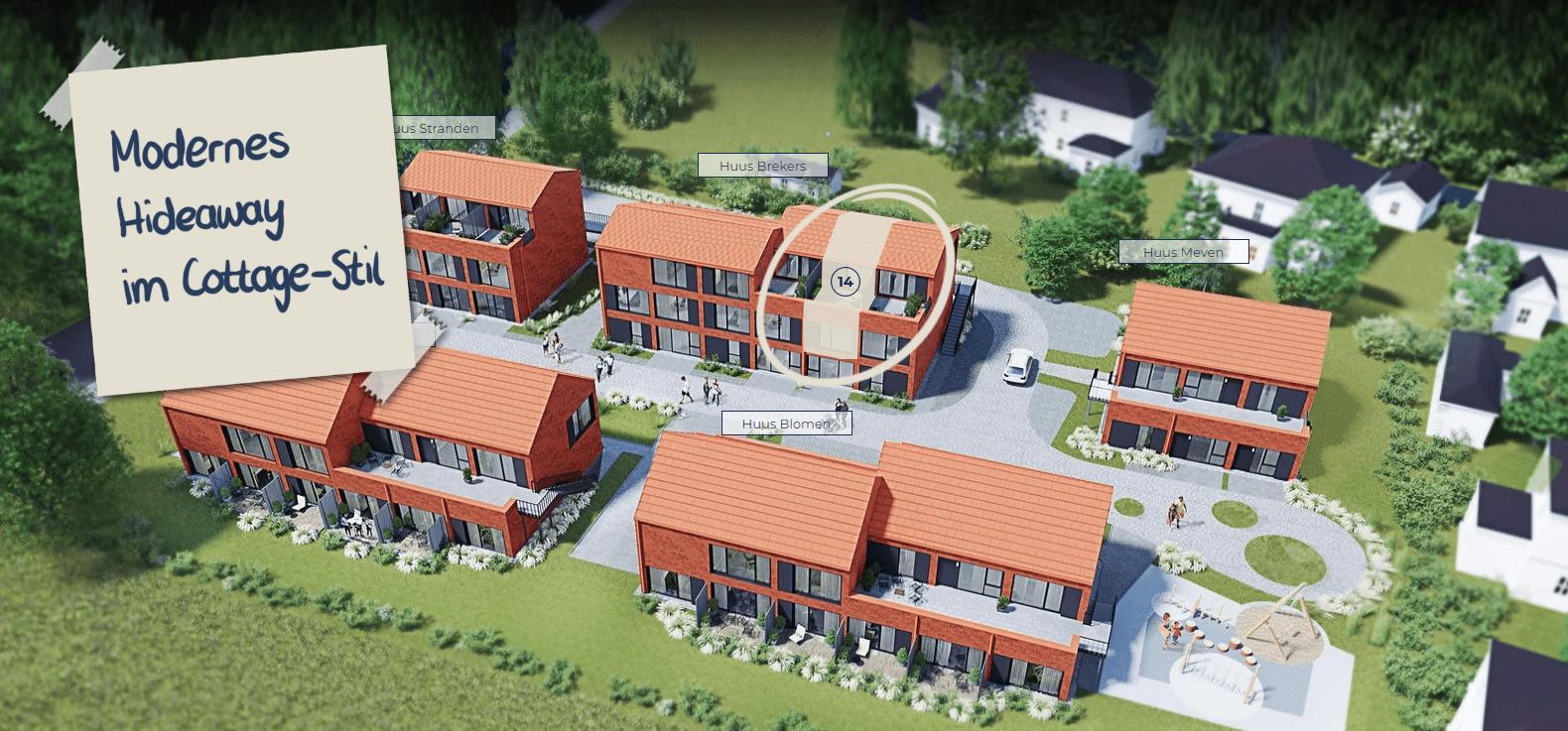 14_De ole School - Ostseeurlaub Ferienapartments Hohwacht Nähe Heiligenhafen Lütjenburg Kieler Bucht