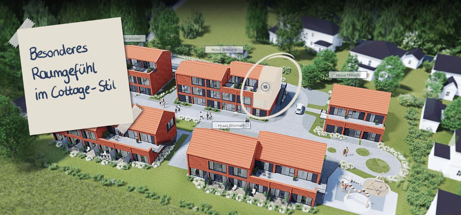 15_De ole School - Ostseeurlaub Ferienapartments Hohwacht Nähe Heiligenhafen Lütjenburg Kieler Bucht
