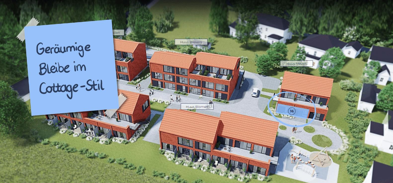 16_De ole School - Ostseeurlaub Ferienapartments Hohwacht Nähe Heiligenhafen Lütjenburg Kieler Bucht