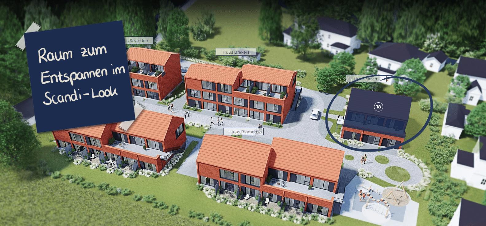 18_De ole School - Ostseeurlaub Ferienapartments Hohwacht Nähe Heiligenhafen Lütjenburg Kieler Bucht