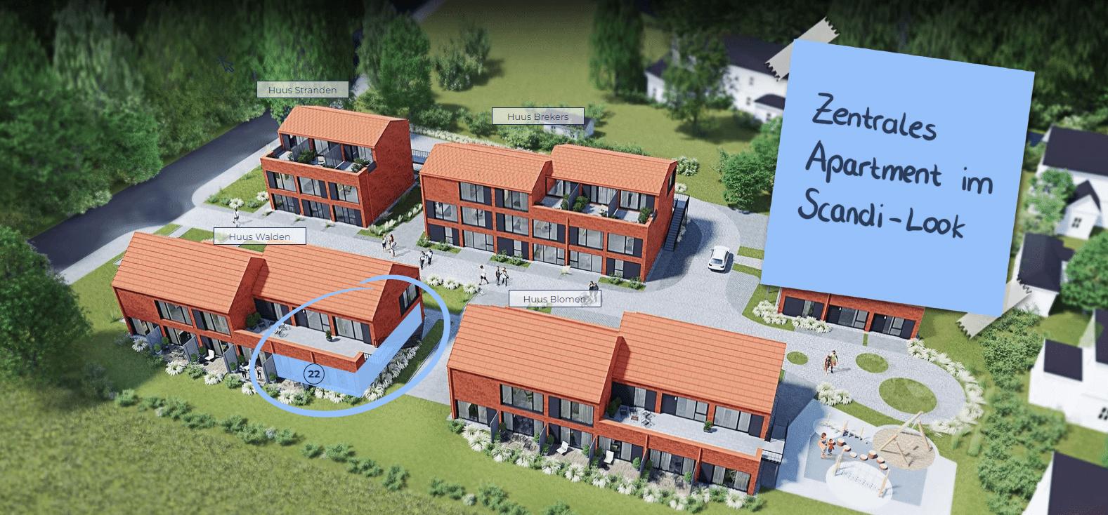 22_De ole School - Ostseeurlaub Ferienapartments Hohwacht Nähe Heiligenhafen Lütjenburg Kieler Bucht