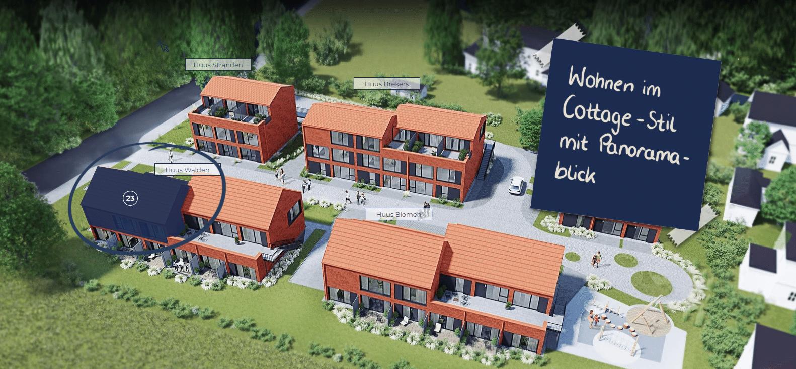 23_De ole School - Ostseeurlaub Ferienapartments Hohwacht Nähe Heiligenhafen Lütjenburg Kieler Bucht