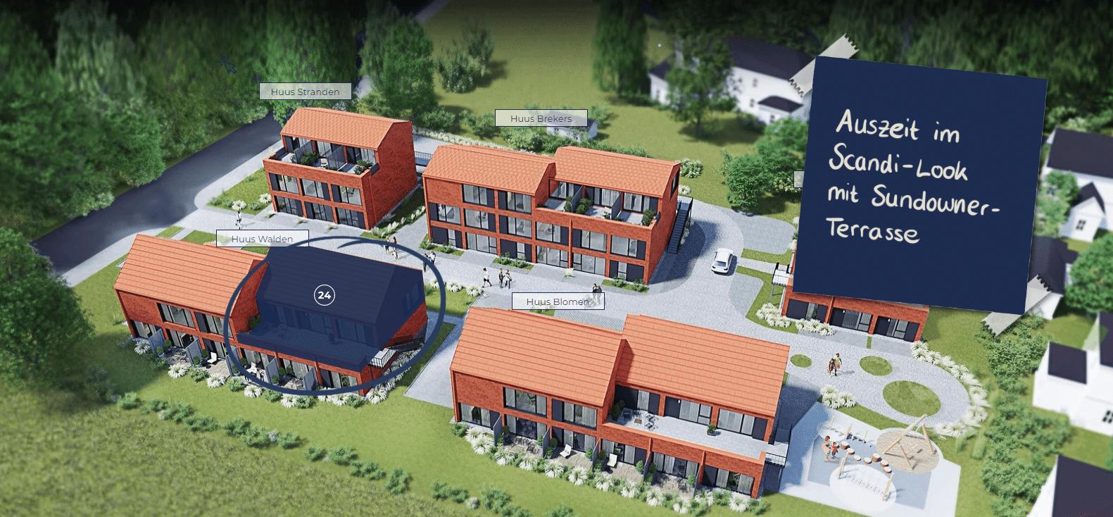 24_De ole School - Ostseeurlaub Ferienapartments Hohwacht Nähe Heiligenhafen Lütjenburg Kieler Bucht