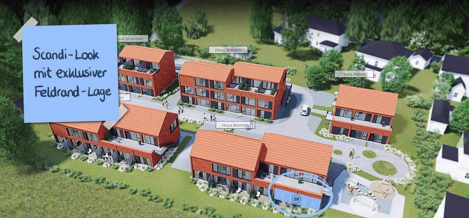28_De ole School - Ostseeurlaub Ferienapartments Hohwacht Nähe Heiligenhafen Lütjenburg Kieler Bucht