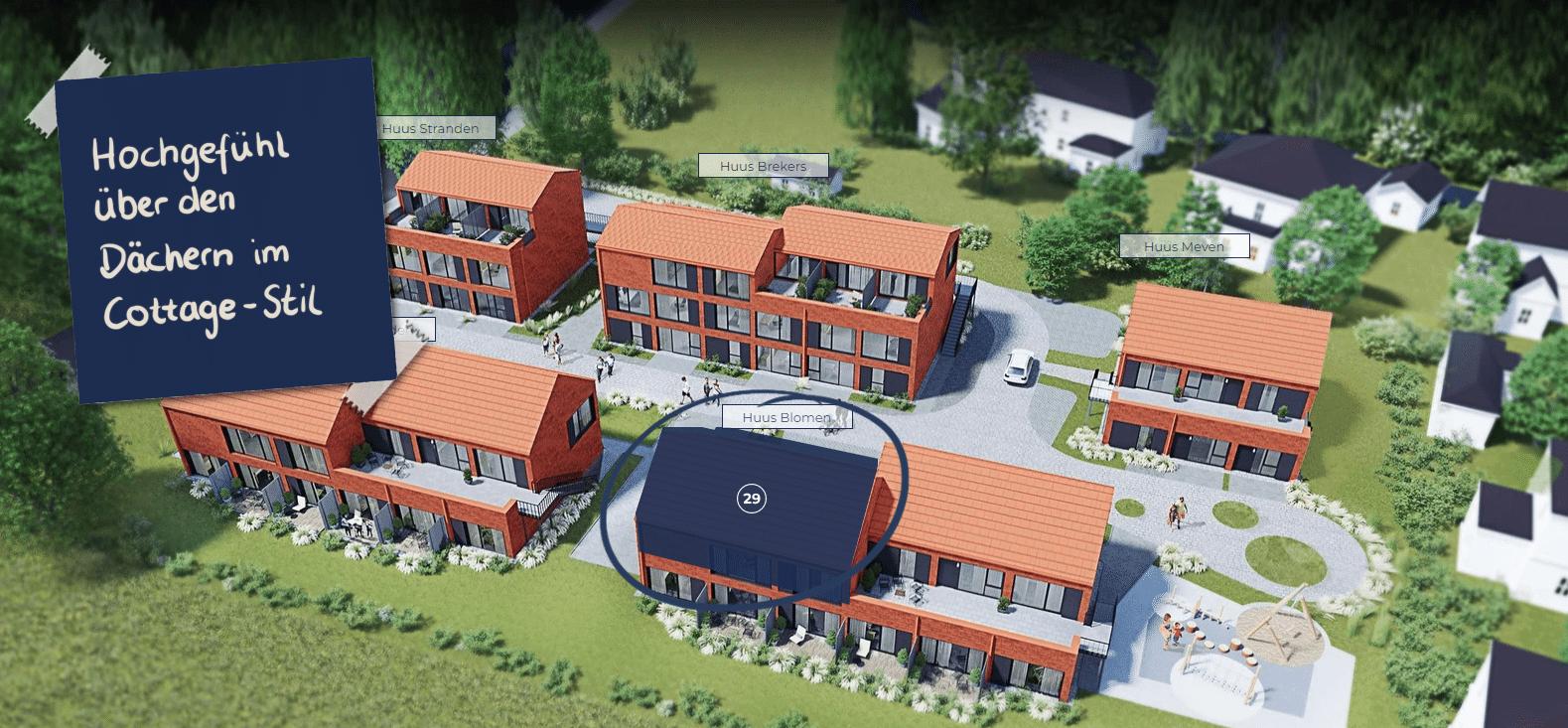 29_De ole School - Ostseeurlaub Ferienapartments Hohwacht Nähe Heiligenhafen Lütjenburg Kieler Bucht_2