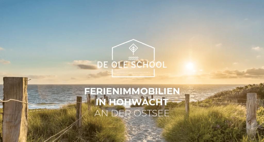 deoleschool - ferienwohnung ferienapartment hohwacht ostsee Kieler Bucht